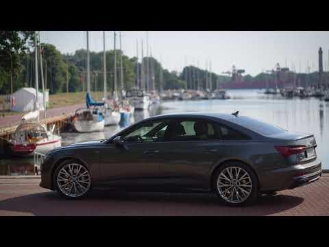Audi A6 55 TFSI quattro Test PL Pertyn Ględzi