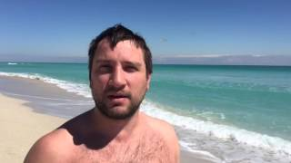 Последний заплыв доктора Артура в Майами в последний день путешествие по Америке