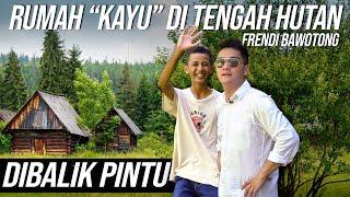 EXCLUSIVE! RUMAH FRENDI ARTIS TIKTOK DI TENGAH HUTAN! | #DibalikPintu