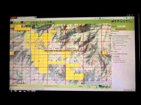 Geocommunicator Prospecting