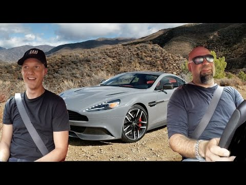 Learning To Drive The L.A. Canyons (w/ The Smoking Tire)