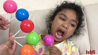 Happy Baby Ishfi's Learning Color Song