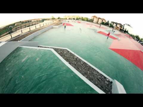 Skate Plaza Bor