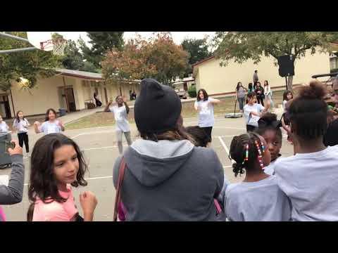 Norseman Elementary School  dance festival 2017