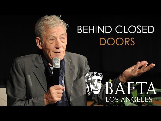 On Ian McKellen and Acting