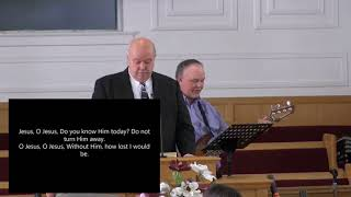 Sunday Morning  Service 3-29-2020