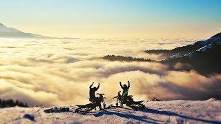 Life Is A Chance - Snowbike Trip 2019
