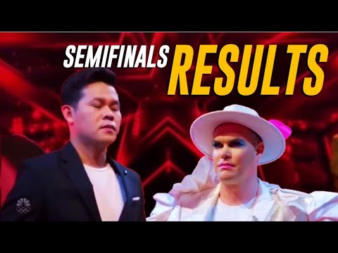 Semifinals RESULTS: The Most SHOCKING Eliminations Of The Season! Did Your Fave Make It Through?