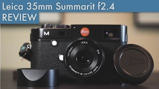 REVIEW | Leica 35mm Summarit-M f2.4 ASPH