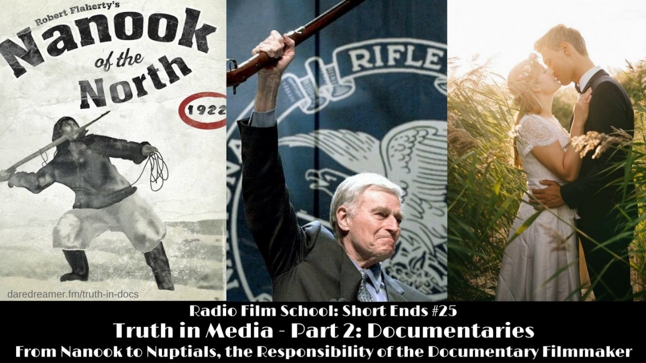 Truth in Media Pt.2 - Documentaries [SE25]