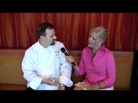 Interview:  Executive Chef Giovanni Arias Canyon Ranch Grill in Miami Beach, Florida