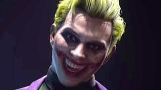 The Outrage Continues Over Mortal Kombat 11's Joker Design
