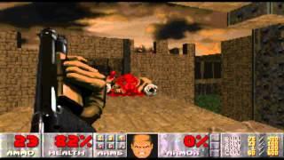 Master levels for Doom II - Paradox - UV