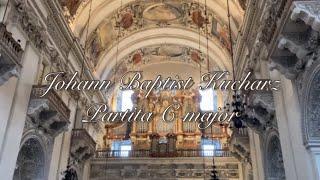 잘츠부르크 대성당 파이프 오르간 연주 | Dom zu …