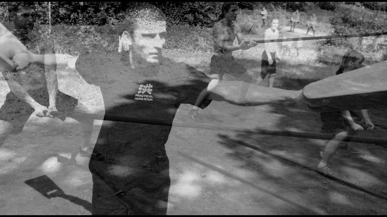 Hung Kyun: Pavel Macek – Kick punch throw submit