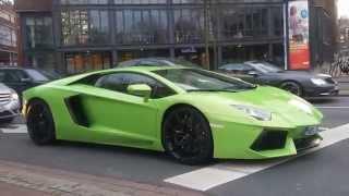 Tim Wiese Lamborghini Aventador Bremen Sound
