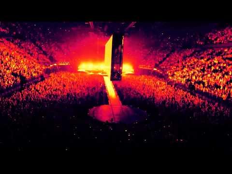 U2 - HD ieTour 2015 Where The Streets Have No Name Tour  Paris