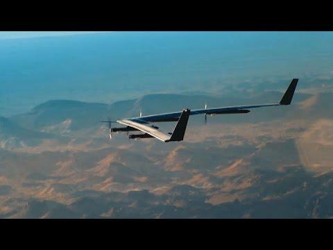 """Facebook anunció el primer vuelo de su dron para llevar Internet a """"cientos de millones de personas"""""""