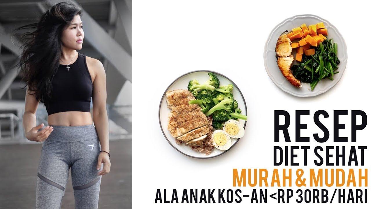 Resep Diet Simple Murah Ala Anak Kos Cara Masak Dada Ayam Terenak Youtube