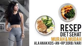 Video RESEP DIET SIMPLE & MURAH ALA ANAK KOS | CARA MASAK DADA AYAM TERENAK! download MP3, 3GP, MP4, WEBM, AVI, FLV Agustus 2018