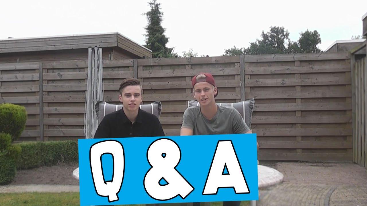 VERDIENEN WIJ VEEL GELD MET YOUTUBE?! - Q&A