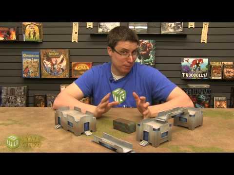 Infinity Terrain Review Part 6: Plast Craft Games