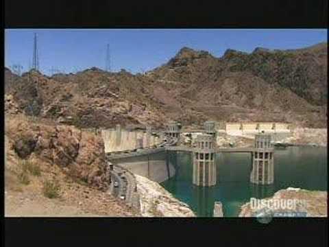 Wes Pollnow Hoover Dam Bridge clip #1
