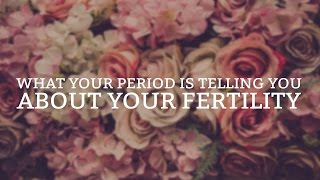 What Your Period Is Telling You About Your Fertility