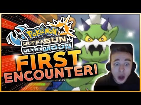 1ST ENCOUNTER SHINY TORNADUS! INSANE REACTION! Pokemon Ultra Sun And Ultra Moon Shiny Reaction!