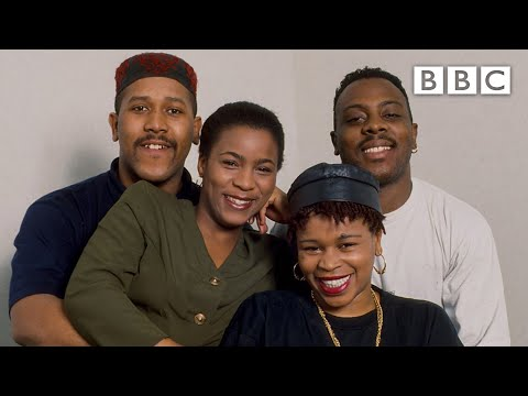 Inside the groundbreaking sketch show that brought the Black British perspective to TV - BBC