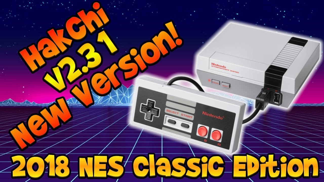 How to add new games to the NES Classic Edition
