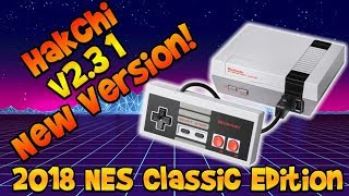 Hakchi 2.31 - How To Add More Games To Your 2018 NES Classic Edition!
