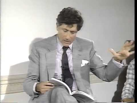 Edward Said interviewed by Salman Rushdie