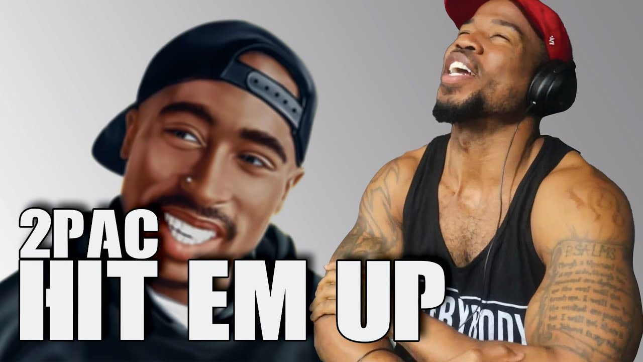 TBT - 2PAC VS BIGGIE - HIT EM UP - REACTION!!