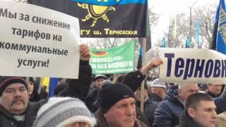 В Павлограде прошёл шахтёрский митинг (ФОТО и ВИДЕО)(10 декабря под стенами городского совета Павлограда прошёл митинг, организованный Независимым профсоюзом..., 2015-12-10T09:50:15.000Z)