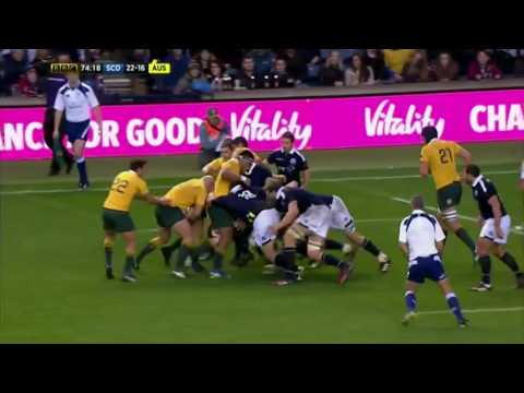 Wallabies look to make it three on the trot in Paris