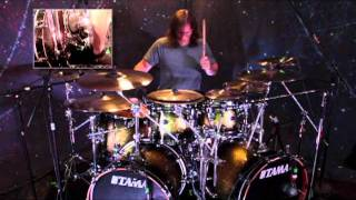 Blake Richardson drumming Lunar Wilderness [DVD]