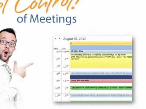 Why Go to Get Control! of Meetings