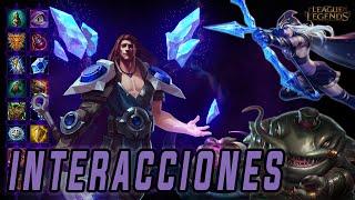 Taric | Interacciones a campeones y objetos (Latino) [League of Legends]