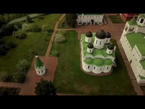 Муром 2018 Спасо-Преображенский монастырь
