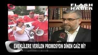 Banka Promosyonu Caiz mi? -  Prof.Dr.Abdulaziz Bayındır - Flash Haber 2017 Video