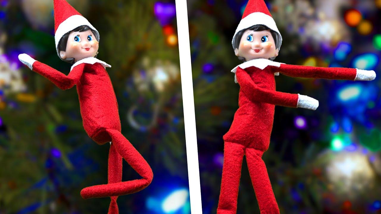 Elf On The Shelf Does Fortnite Dances