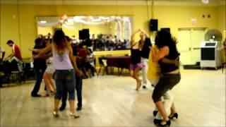 Jack-n-jill Bachata Contest At Mr. Mambo's Salsa Social