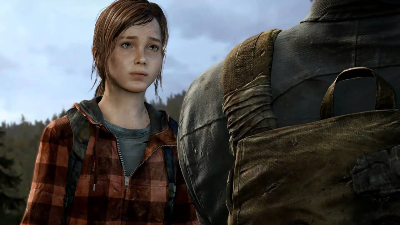 Image result for the last of us remastered ps4 screenshots ending