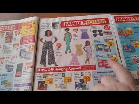 Family Dollar Apr 5 To 11 Coupon