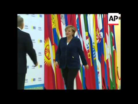 4:3 Leaders arrive at the OSCE Summit