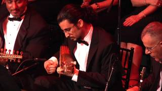 Michigan Arab Orchestra: Buzuq Taqsim - Tareq Abboushi