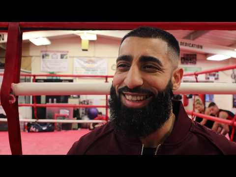 'MY BEARD NEARLY STOPPED ME FROM BOXING. I WASNT WILLING TO PART WITH IT' - HUZAIFAH IQBAL (H-MAN)