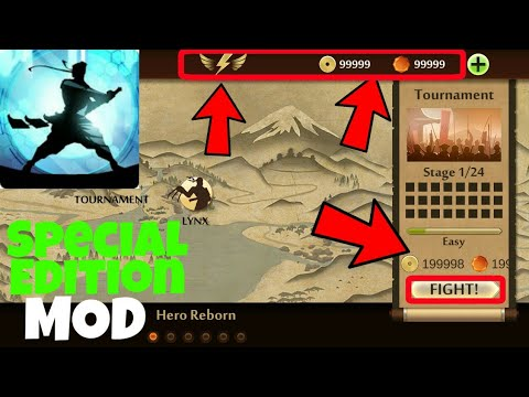 download shadow fight 2 special edition apk hacked version