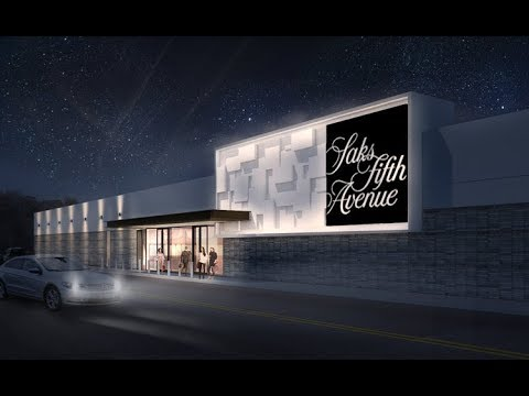 Saks Fifth Avenue Announces Calgary Opening Date [With Renderings]